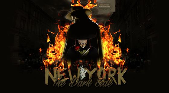 New York - The Dark Side